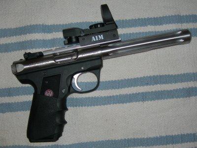 Ruger Mk.III Hunter 22/45