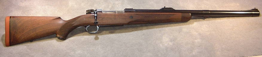Heym Rifle in .600 Nitro Express