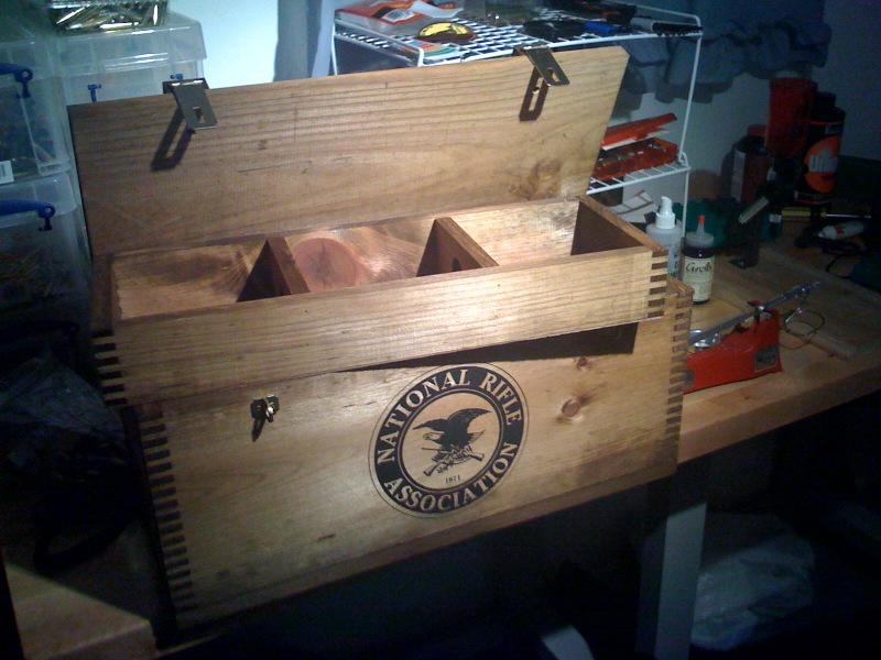NRA Tool Chest