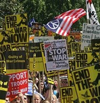 Iraq War Protest
