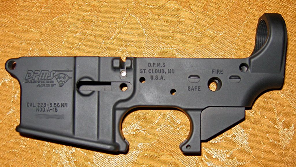 DPMS Lower Receiver