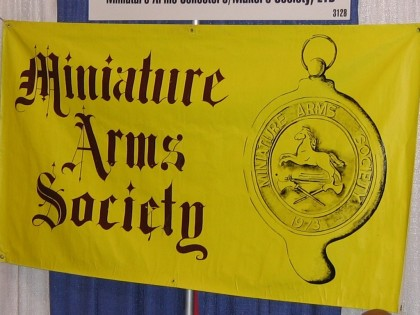 Miniature Arms Society Banner