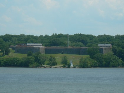 Fort Washington National Park along the Potomac
