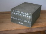 Mid 19th Century Cartridge Box