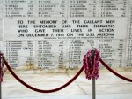 Arizona Memorial Wall