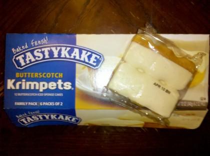 Last Straw Tastykake
