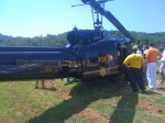"UH-1 ""Huey"" of the Knox County Sheriff's Department"