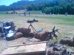 Some German machine guns