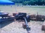 Breech loaded artillery