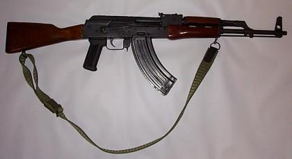Romainian SAR-1 AK-47 Clone