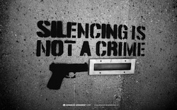 Silencing is Not a Crime