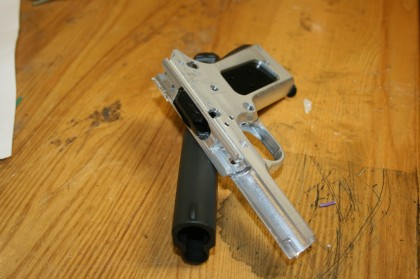 CNC Milled M1911
