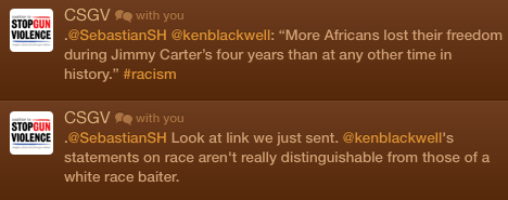 Ken Blackwell a Racist, Really?