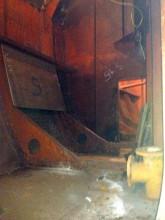 USS Olympia Coal Storage