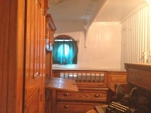 Officer's Quarters, USS Olympia, C-6