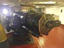 USS Olympia, 5in Guns