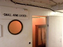 USS Olympia, Small Arms Locker