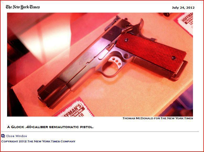 New York Times Gun Reporting Fail