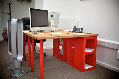 Ikea Hack Workstation