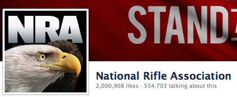 NRA FB 2 Million