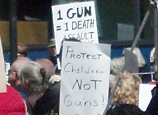 Guns Equal Death