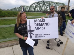 Mom's Demand AR-15s