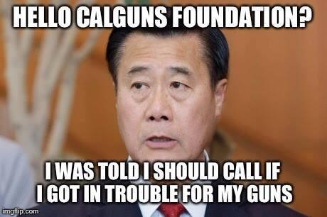 Leland Yee Gun Trafficking