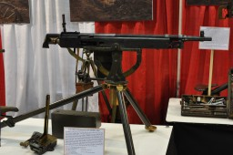 "Colt Automatic Model 1914. Known as the ""Potato Digger"""