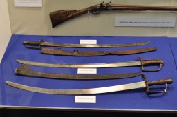 Revolutionary War Swords