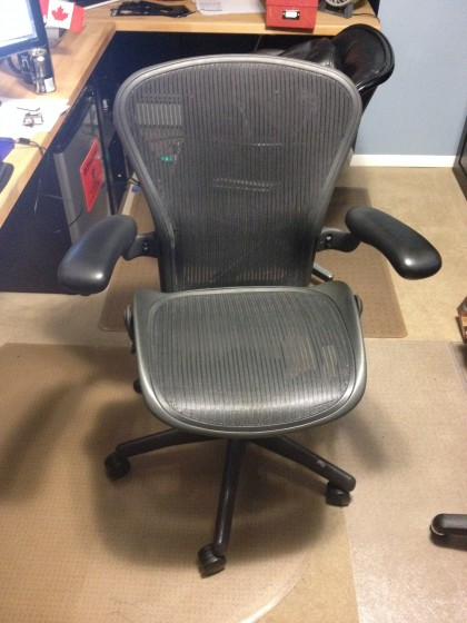 Fixed Aeron Chair