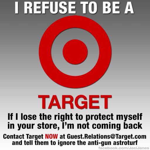 TargetGunBan
