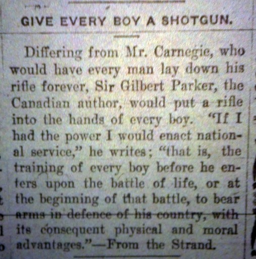 GiveEveryBoyShotgunNewspaperClip