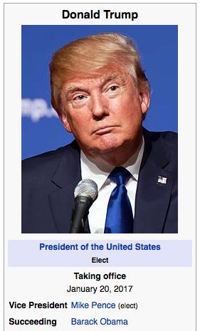 trumppresidentelect