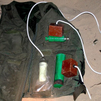 Dealing With Attackers Armed with TATP Suicide Bombs