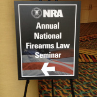 National Firearms Law Seminar, Panel 2