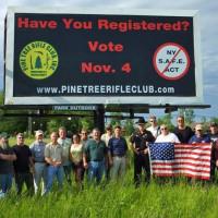 Gun Clubs & Elections