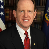 Toomey Backs off Gun Control