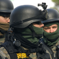 Obama Administration Restricts Military Equipment to Police