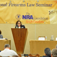 National Firearm Law Seminar, Panel 3