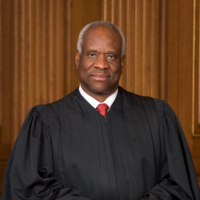 Justice Thomas Asks Question for First Time in 10 Years