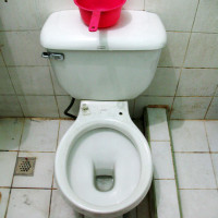 Hey Bloomberg, What's That Giant Flushing Sound?