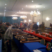 Gun Show Vendor in Hot Water