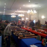 Gun Show Vendor in Hot Water